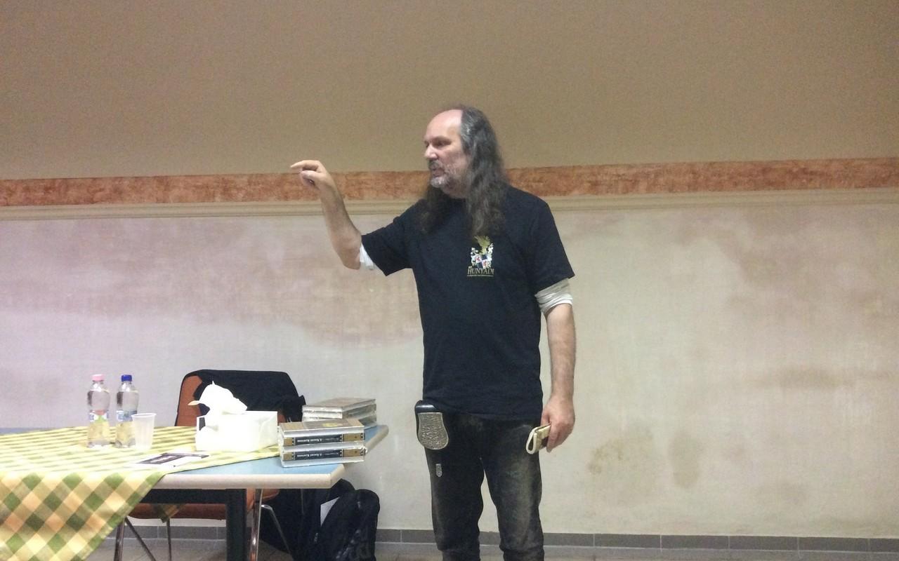 Dr. Varga Tibor előadása