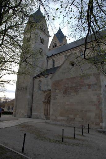 Szent Jakab templom Lébény