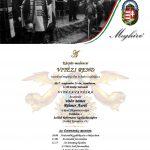 Vitézi Rend avatási meghívó 2017